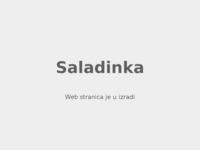 Frontpage screenshot for site: Apartmani Smrekar (http://www.saladinka.com/)