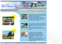 Frontpage screenshot for site: Apartmani Mate Ivanac - Brela (http://free-st.t-com.hr/ivanac-brela/)