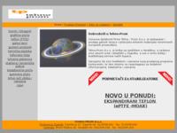 Slika naslovnice sjedišta: Tehno-Prom d.o.o. (http://www.tehno-prom.hr)