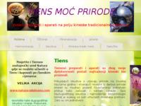 Slika naslovnice sjedišta: Tianshi i kineska tradicionalna medicina (http://www.tianshi.savjeti.com)