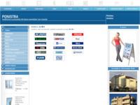 Slika naslovnice sjedišta: Ponistra Biograd (http://www.ponistra-zd.hr)