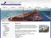 Frontpage screenshot for site: Ximar (http://www.ximar.hr/)