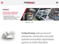 Slika naslovnice sjedišta: Prodaja i servis ugostiteljske opreme i espresso kave Pascucci (http://www.promac.hr/)
