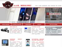 Slika naslovnice sjedišta: A.A.M.-Mihalinec (http://www.aam-mihalinec.hr)