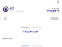 Slika naslovnice sjedišta: Savez izviđača Zagreba (http://www.siz.hr)