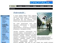 Slika naslovnice sjedišta: Crotalia d.o.o. (http://www.crotalia.hr)
