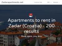 Slika naslovnice sjedišta: Apartmani Zadar (http://www.zadarapartments.net)