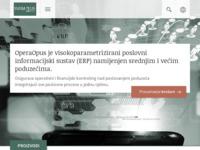 Slika naslovnice sjedišta: Svam plus d.o.o., Zagreb (http://www.svamplus.hr/)