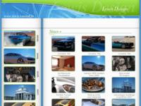 Slika naslovnice sjedišta: Lewis Design (http://www.lewis.tomsoft.hr)
