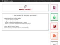 Frontpage screenshot for site: Visit Rogoznica - Privatni smještaj Hrvatska (http://www.visit-rogoznica.com)