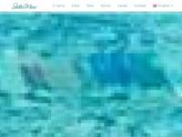 Frontpage screenshot for site: Villa Stella mare (http://www.stellamare.hr)