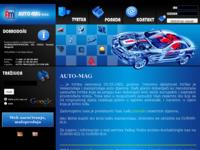 Slika naslovnice sjedišta: Auto-mag d.o.o. (http://www.auto-mag.hr)