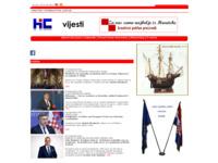 Slika naslovnice sjedišta: Hrvatski informativni centar (http://www.hic.hr)