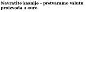 Slika naslovnice sjedišta: Imp d.o.o.-sportska oprema (http://www.imp-sport.com)