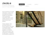 Slika naslovnice sjedišta: Inox-s (http://www.inox-s.hr)
