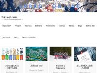 Slika naslovnice sjedišta: Skrad (http://www.skrad.com/)
