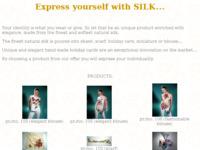 Frontpage screenshot for site: Barbara Salopek Homepage (http://www.inet.hr/~bsalopek)