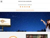 Frontpage screenshot for site: West End centar stranih jezika (http://www.westend.hr)