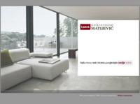 Frontpage screenshot for site: Ljubek d.o.o. (http://www.ljubek.t-com.hr/)