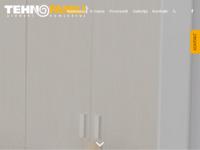 Slika naslovnice sjedišta: Tehnopaneli - uredski namještaj (http://www.tehnopaneli.hr/)