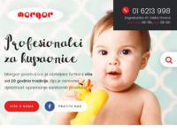 Slika naslovnice sjedišta: Margor-Prom d.o.o. (http://www.margor.hr/)
