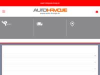 Slika naslovnice sjedišta: Auto Hrvoje (http://www.auto-hrvoje.hr/)