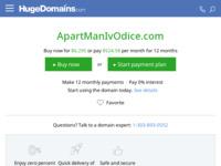 Slika naslovnice sjedišta: Apartmani Vodice (http://www.apartmanivodice.com/)