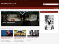 Slika naslovnice sjedišta: Gallery 'Josip Generalić' (http://www.generalic.com/)