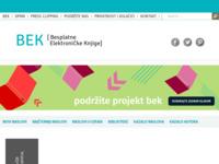 Frontpage screenshot for site: Sanjin Ðukić ::: Zadnji je prvi (http://www.elektronickeknjige.com/djukic_sanjin/zadnji_je_prvi/index.htm)