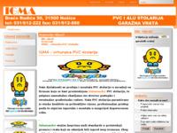 Slika naslovnice sjedišta: IGMA (http://www.igma.hr)
