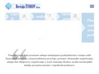 Slika naslovnice sjedišta: Revizija Štokov d.o.o. (http://www.revizija-stokov.hr)