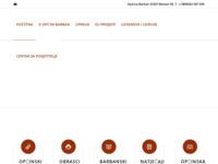 Slika naslovnice sjedišta: Općina Barban (http://www.barban.hr)