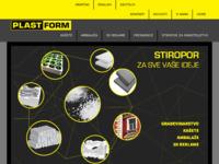 Slika naslovnice sjedišta: Plastform d.o.o. (http://www.plastform.hr/)