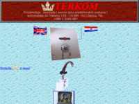 Slika naslovnice sjedišta: Terkom (http://free-zg.htnet.hr/terkom/)