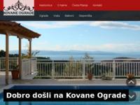 Slika naslovnice sjedišta: Kovane ograde (http://www.kovane-ograde.com)