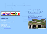 Frontpage screenshot for site: Apartmani Rose (http://www.inet.hr/~rorogosi/)