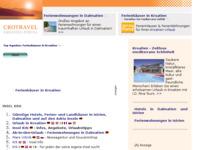 Frontpage screenshot for site: Otok Krk - Apartmani, sobe, hoteli... (http://www.kroatien-links.de/insel-krk.htm)