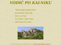 Slika naslovnice sjedišta: Vodič po Kalniku (http://free-kc.htnet.hr/Kalnik)