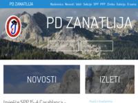 Slika naslovnice sjedišta: Hrvatsko planinarsko društvo Zanatlija, Osijek (http://www.hpd-zanatlija.hr/)