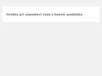 Slika naslovnice sjedišta: Trending d.o.o. (http://www.trending.hr/)