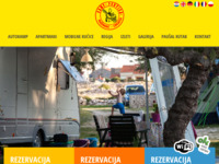 Slika naslovnice sjedišta: Auto Kamp Puntica - Ražanac (http://www.camping-puntica.hr)