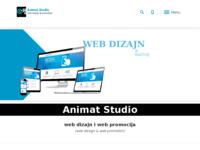Slika naslovnice sjedišta: Web dizajn i promocija - Animat Studio (http://www.animat.org/)