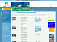 Frontpage screenshot for site: Odmor u Hrvatskoj (http://www.croatian-vacations.com)
