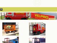 Frontpage screenshot for site: Stim d.o.o. - elektro vozila unutarnjeg trasporta (http://www.stim.hr)