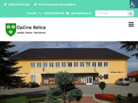 Slika naslovnice sjedišta: Općina Belica (http://www.belica.hr/)