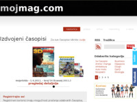 Slika naslovnice sjedišta: mojmag.com - sve naslovnice na jednom mjestu! (http://www.mojmag.com/)