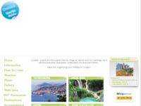Slika naslovnice sjedišta: Hrvatski turistički vodič (http://www.croatiantouristguide.com)