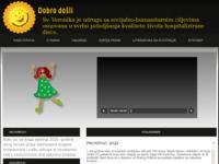 Frontpage screenshot for site: (http://www.svveronika.hr/)