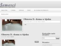 Slika naslovnice sjedišta: Šemovci (http://www.semovci.hr)