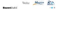 Slika naslovnice sjedišta: Bazeni Jukic d.o.o. (http://www.bazeni-jukic.hr)